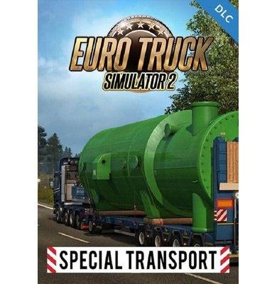 Euro Truck Simulator 2 Special Transport Steam Kod Klucz